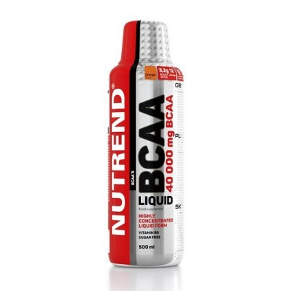 Nutrend BCAA Liquid 500 ml
