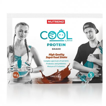 Nutrend Cool Protein Shake 50g
