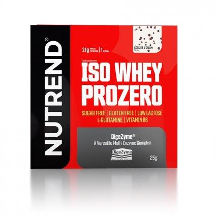 Nutrend ISO Whey Prozero 25g