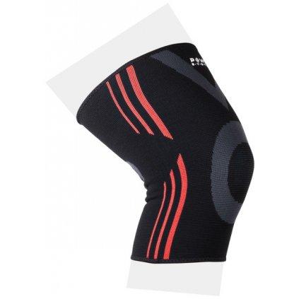 Power System Bandáže na kolena Knee Support Evo černooranžové