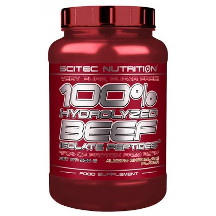 Scitec 100% Hydro Beef Isolate Peptides     900g