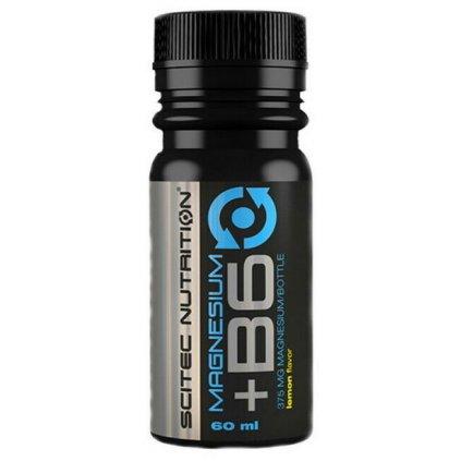 Scitec Magnesium + B6 60ml