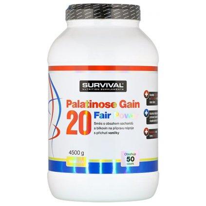 Survival Palatinose Gain 20 4500g