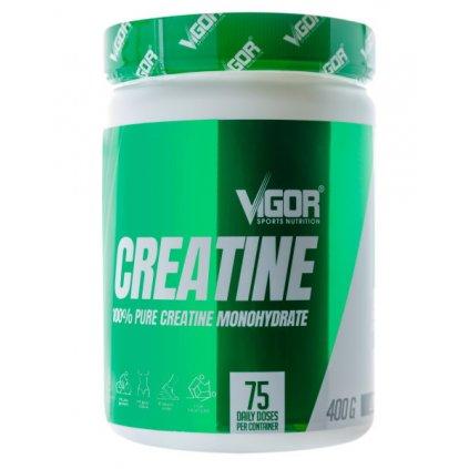 Vigor 100% Pure Creatine Monohydrate 400g