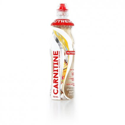 Nutrend Carnitine Activity Drink with Caffeine     750 ml VÝPRODEJ!