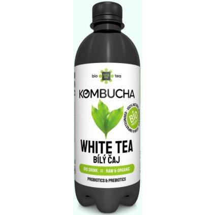 Long Life BIO Kombucha Bílý čaj 500ml