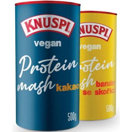 Prom-IN Vegan proteinová kaše 500g