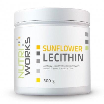 NutriWorks Sunflower Lecithin 300g