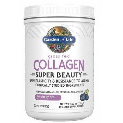 Garden of Life Collagen Super Beauty     270g