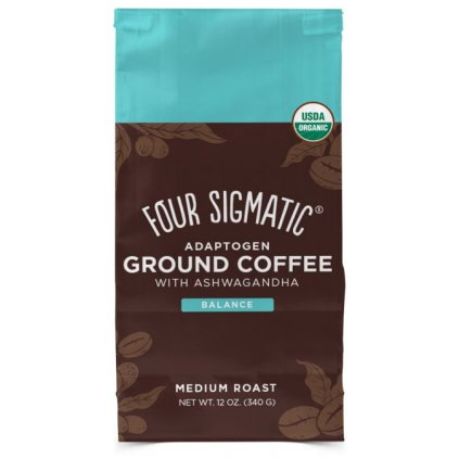 Four Sigmatic Chaga Mushroom Coffee Mix     10×2,5 g