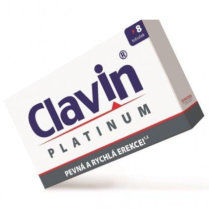 Clavin Platinum 8kapslí