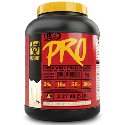 Mutant PRO Triple Whey Protein Blend     2270 g