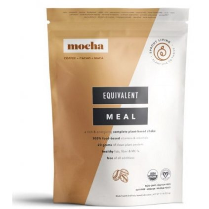 Sprout Living Epic Complete Organic Meal Mocha 520     g