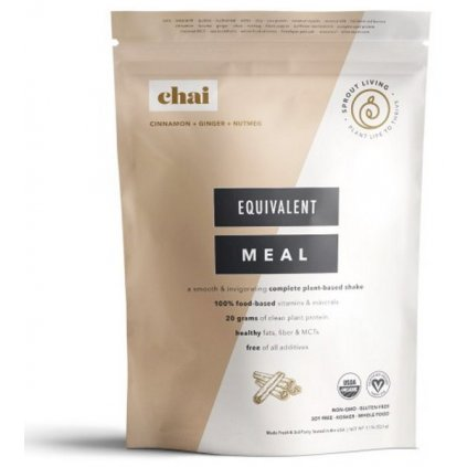 Sprout Living Epic Complete Organic Meal Chai 65     g