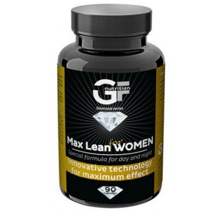GF Nutrition Max Lean Women 90 kapslí