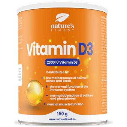 Nutrisslim Vitamin D3 2000iu 150 g