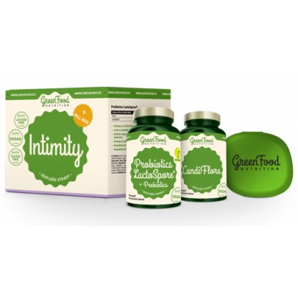 GreenFood Intimity + Pillbox