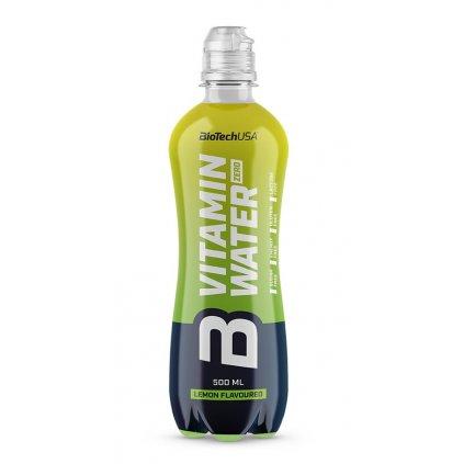 BioTech Vitamin Water Zero 500ml