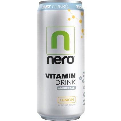 Nero Vitamin Drink + Minerals Zero 330ml