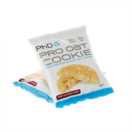 Pro Oat Cookie 75g berry almond