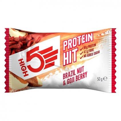 Protein Hit 50g Para ořechy a Goji berry