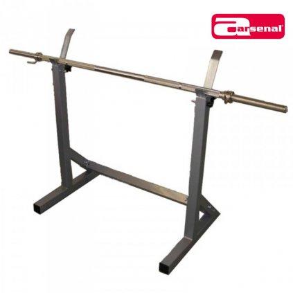 ARSENAL výsuvné stojany na bench a dřep ARS9030
