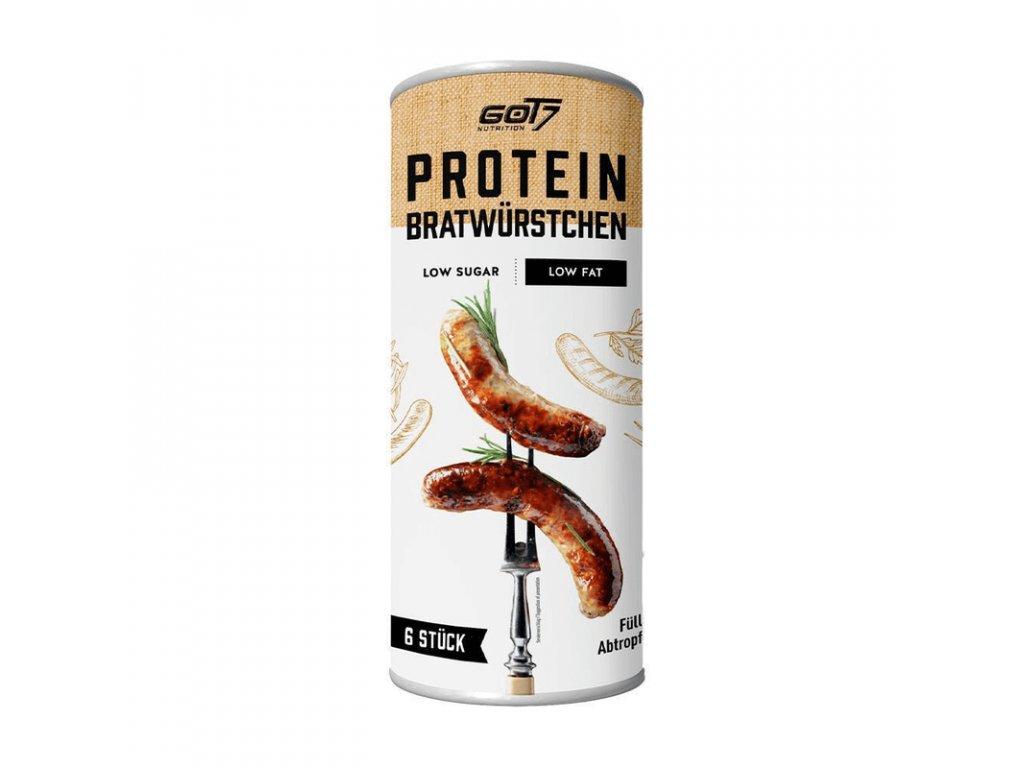 GOT7 Protein Bratwurscthen 300g