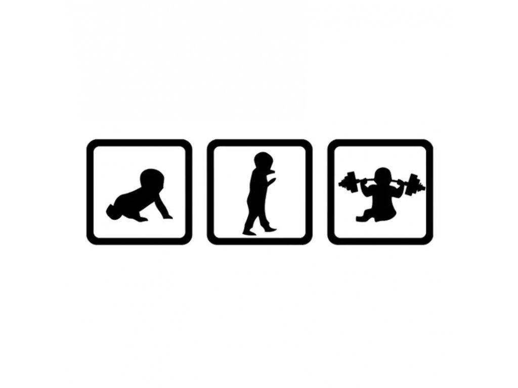 Fitness baby