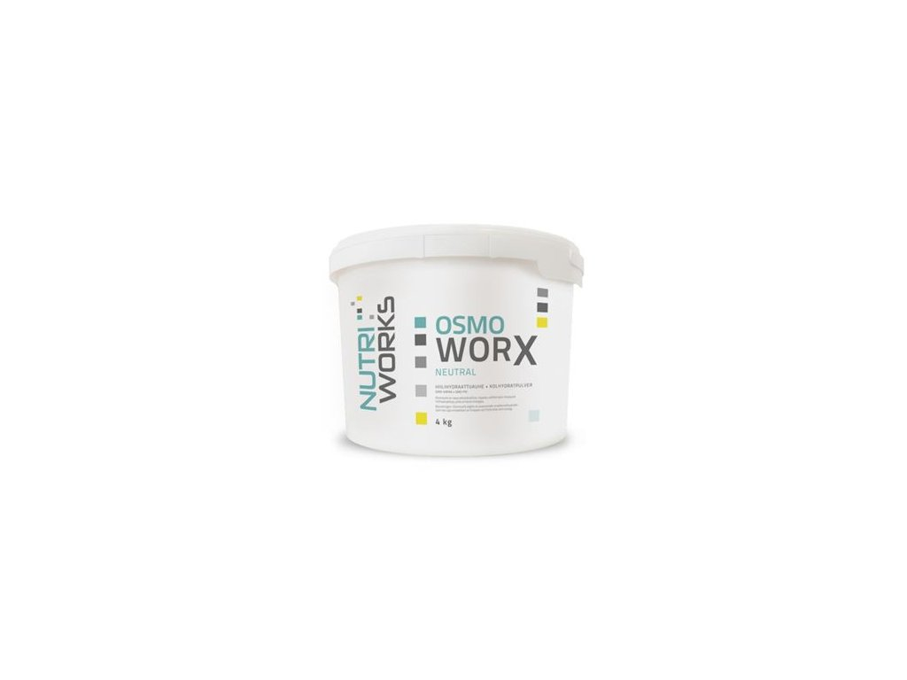 Osmo Worx 4kg natural