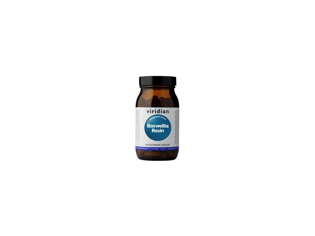 Boswellia Resin 90 kapslí (Pryskyřice kadidlovníku)