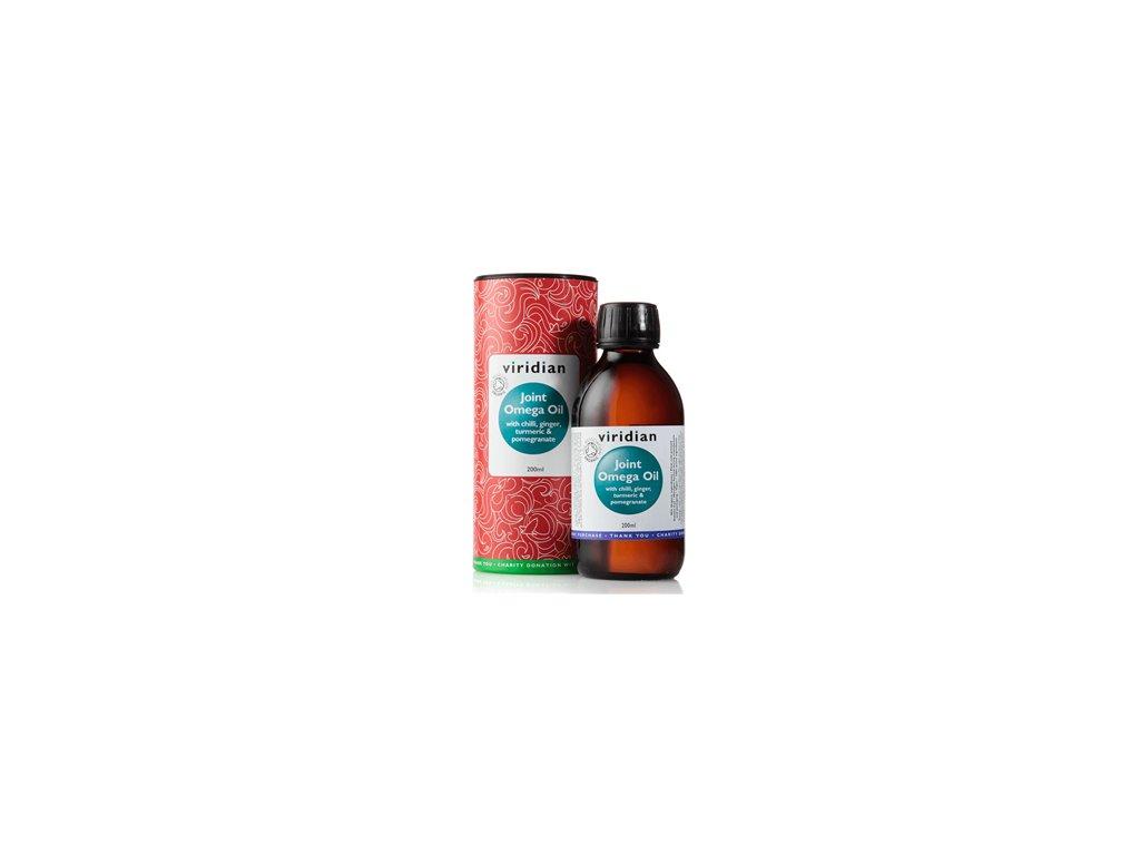 Joint Omega Oil 200ml Organic (Kloubní výživa)