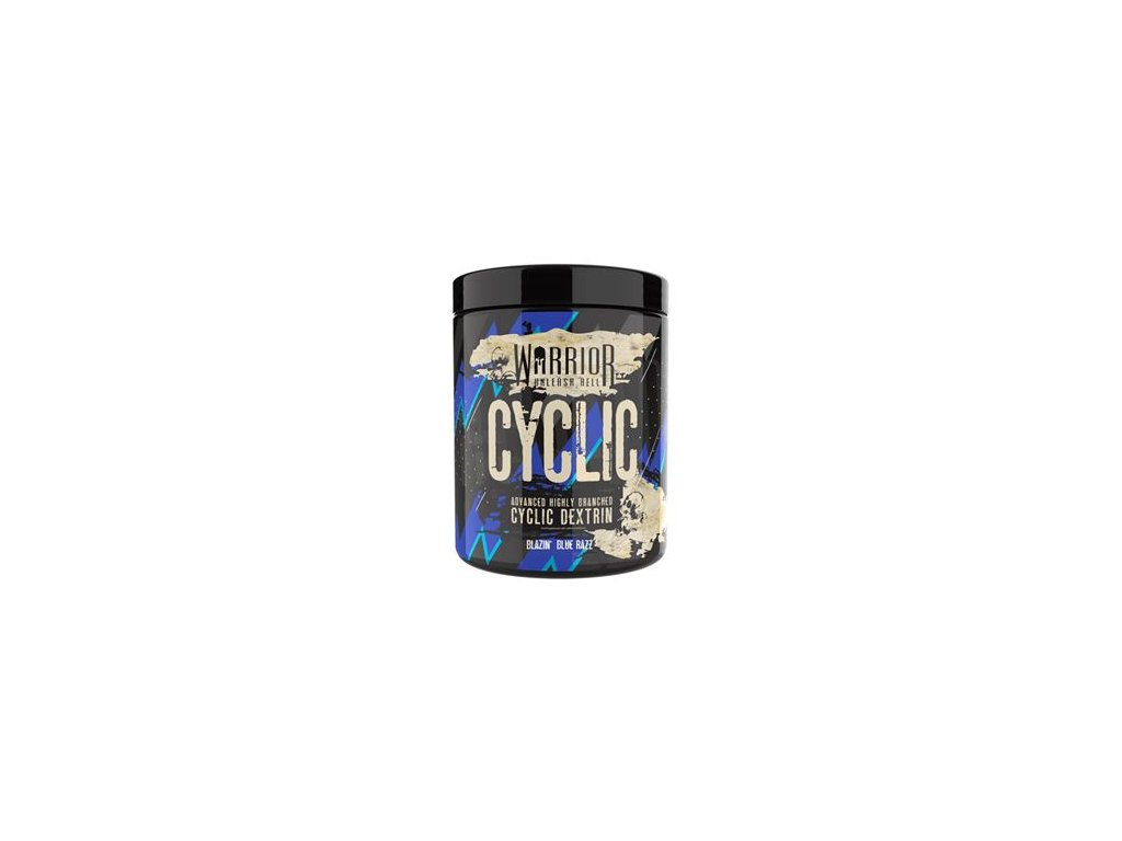 Cyclic 400g blazin blue