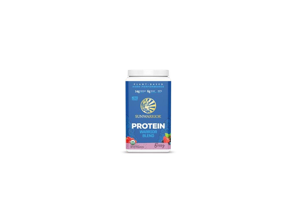 Protein Blend BIO 750g (Hrachový a konopný protein)