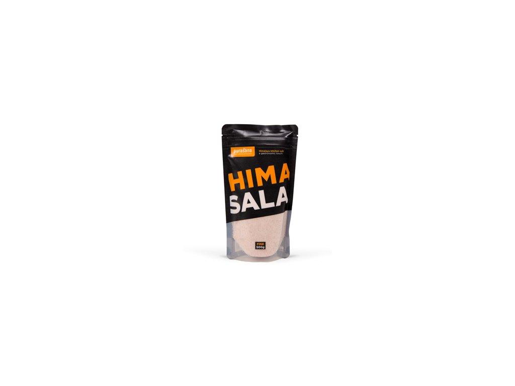 Himalájská sůl jemná 500g sáček