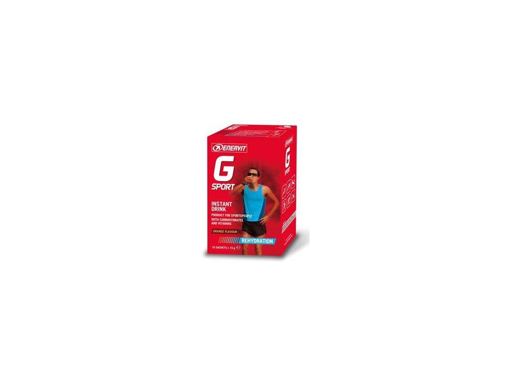 Isotonic Drink (G Sport) 10 x 15g pomeranč