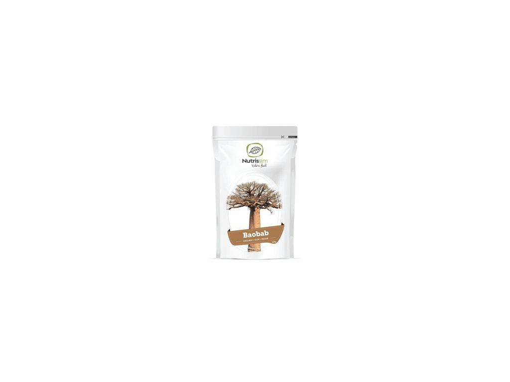 Baobab Fruit Powder Bio 125 g (Přášek z ovoce Baobab Bio)