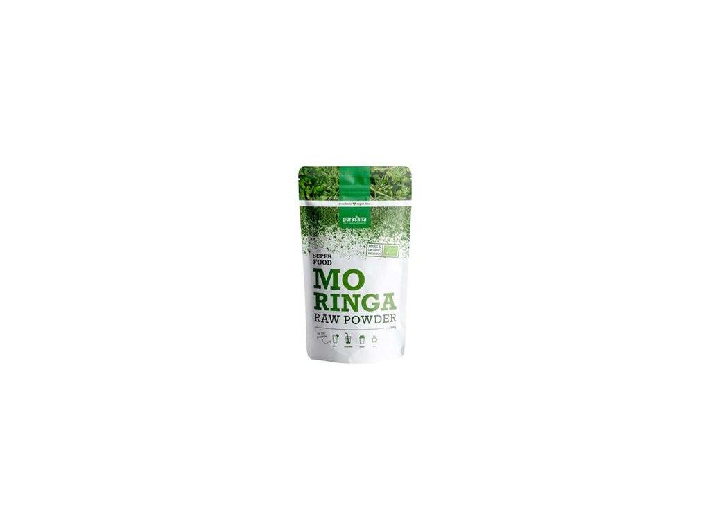 Moringa BIO 200g (Kustovnice cizí)