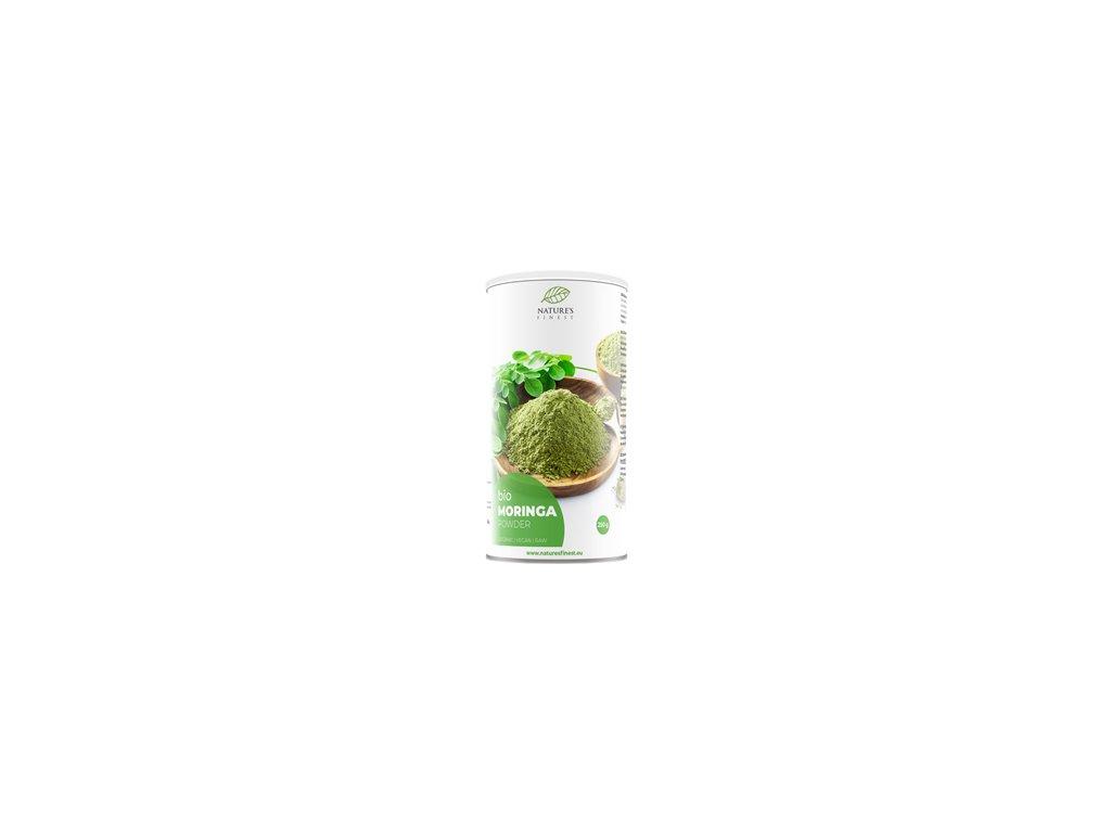 Moringa Powder Bio 250g (Moringa olejodárná)