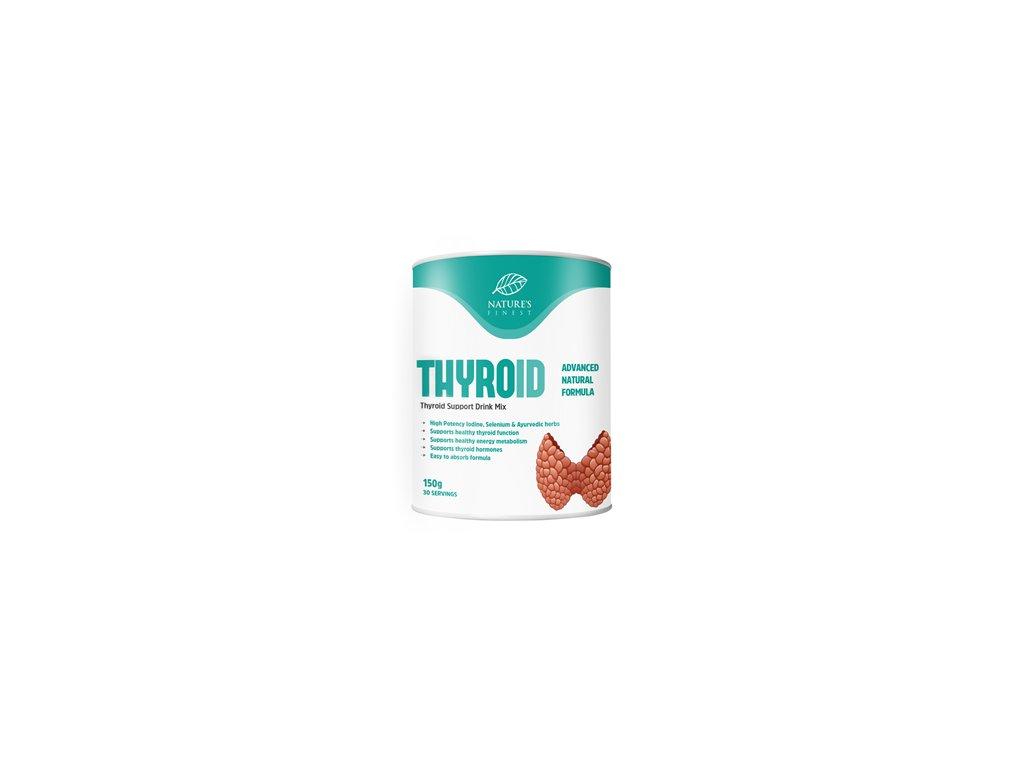 Thyroid Support Drink Mix 150g (Normální činnost štítné žlázy)
