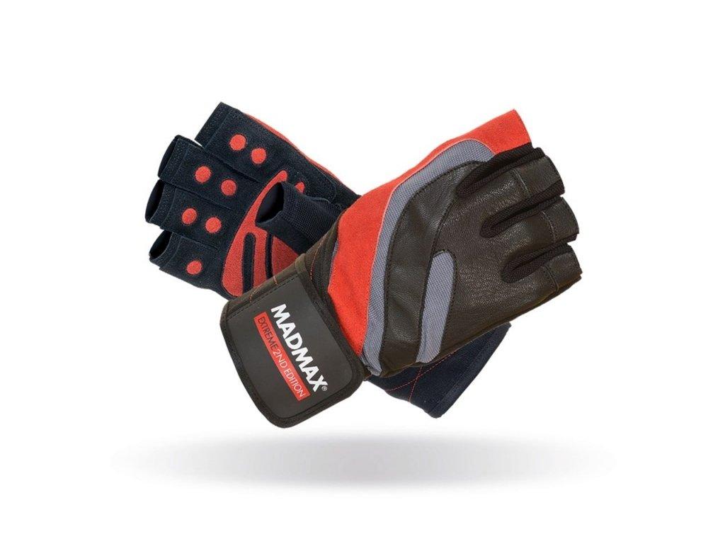 MADMAX Fitness rukavice EXTREME EDITION