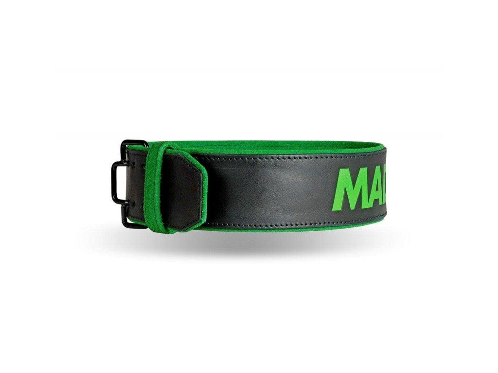 MADMAX Fitness opasek KOŽENÝ QUICK - TRNY