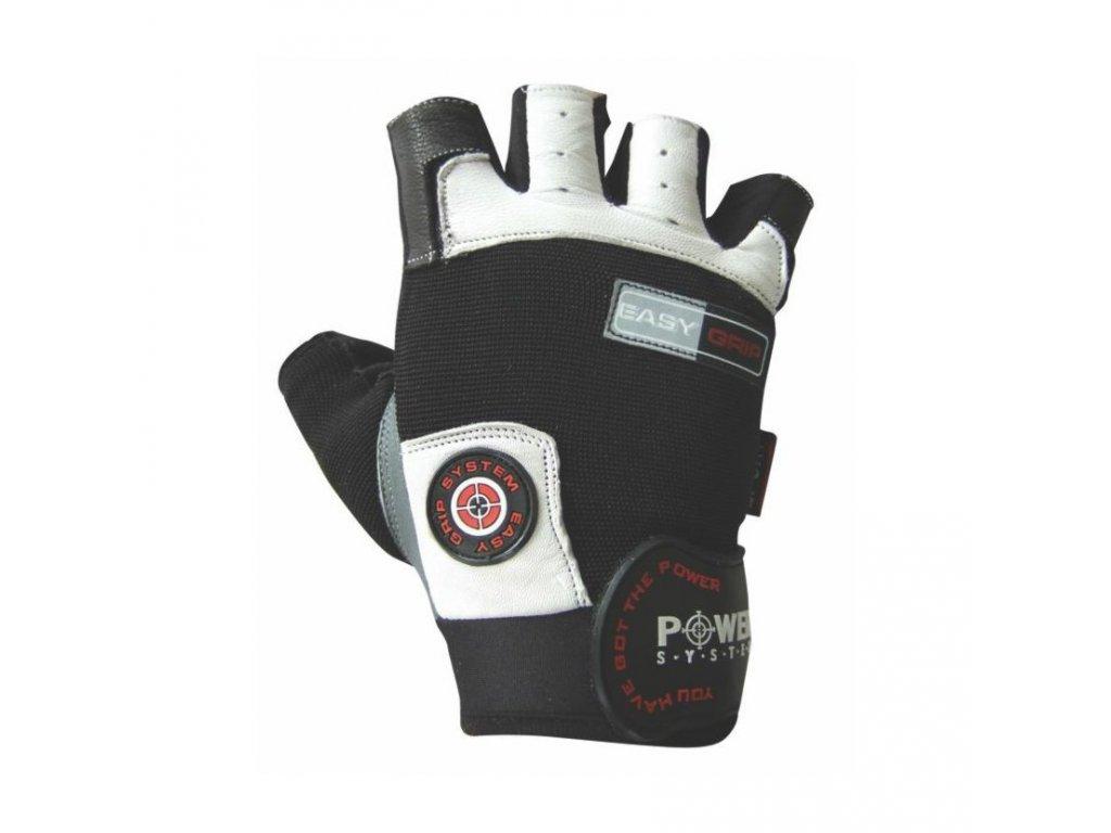 POWER SYSTEM Fitness rukavice EASY GRIP