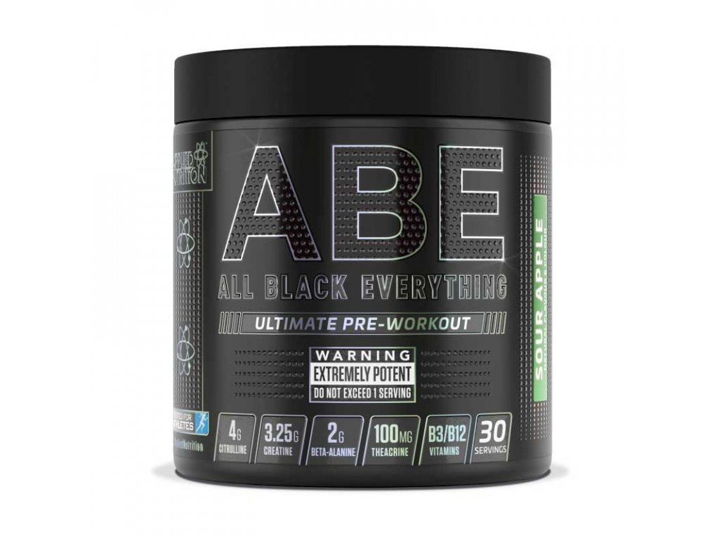 Applied Nutrition A.B.E (All Black Everything)