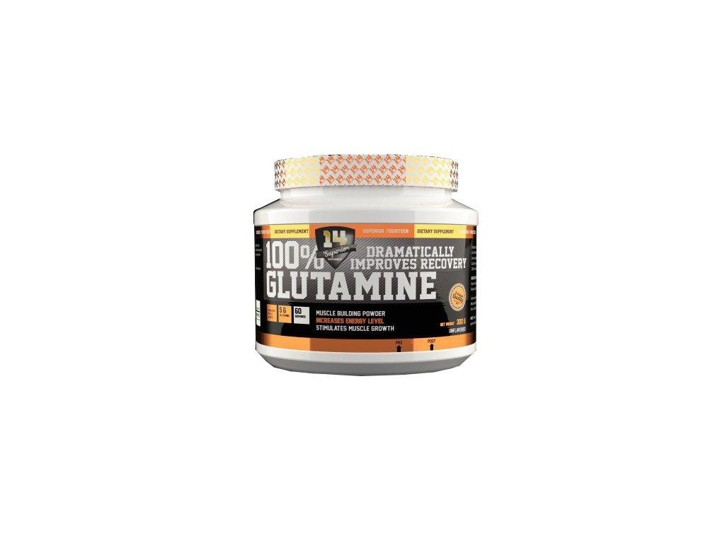 Superior 14 100% Glutamine 300g