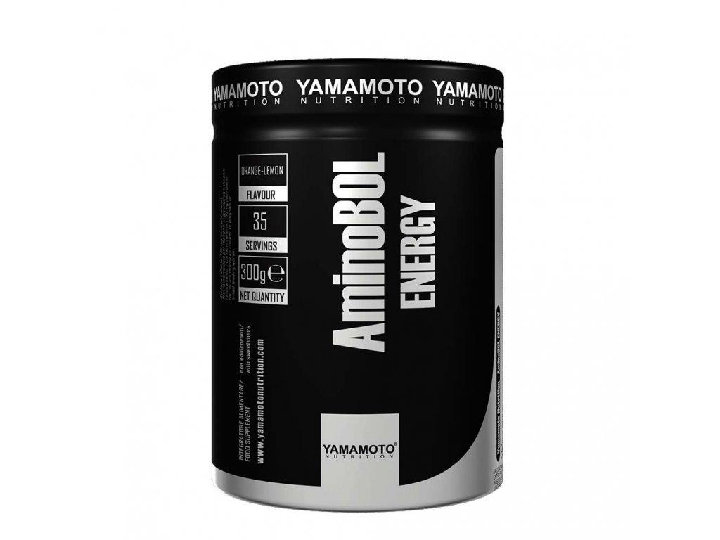 Yamamoto AminoBOL Energy Pomeranč 300g