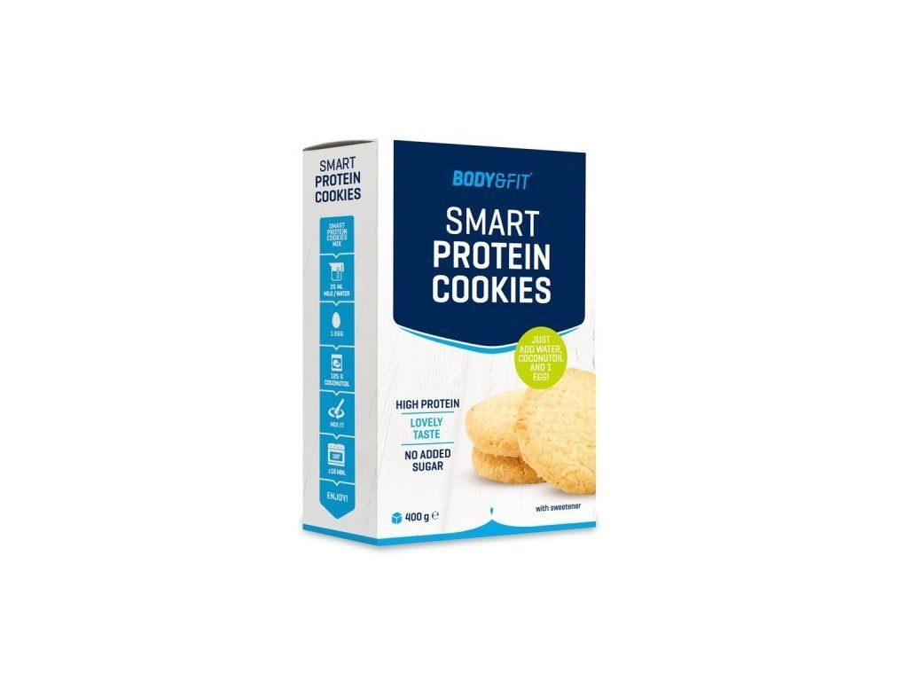 Body & Fit Smart Protein Cookie mix 400g