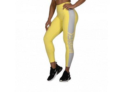 Better Bodies Legíny Chrystie High Lemon Yellow