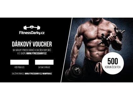 fitnessdarky cz voucher 500 kc v01 vektor 01