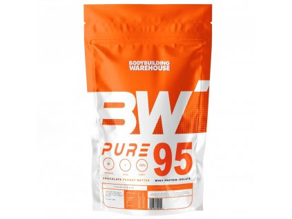 BW Pure Whey Protein Isolate 95 1000g