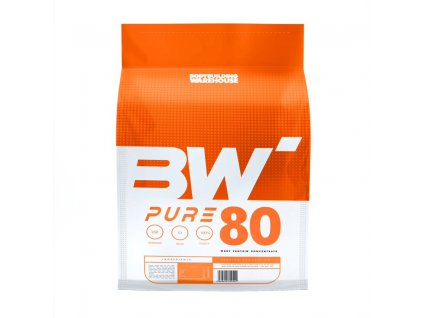 BW Pure Whey Protein Concentrate 80 1000g